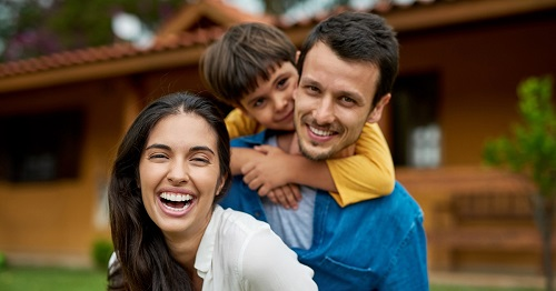 Take the Standard Deduction and the Home