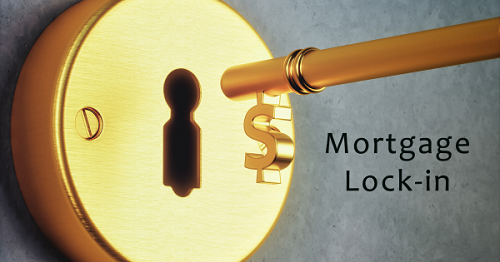 Mortgage Lock-in