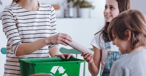 Rethinking Recycling